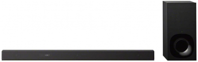 Sony Z9F 3.1ch Sound bar with Dolby Atmos and Wireless Subwoofer (HT-Z9F), Home Theater Surround Sound Speaker System for TV Black