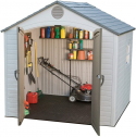 Lifetime 6406 8 X 5 Ft Outdoor Storage Shed with