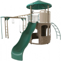 Lifetime 90630 Products Adventure Tower Deluxe Playset